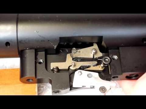 Inside the Air Arms S400 S410 S500 S510 trigger   Air Guns