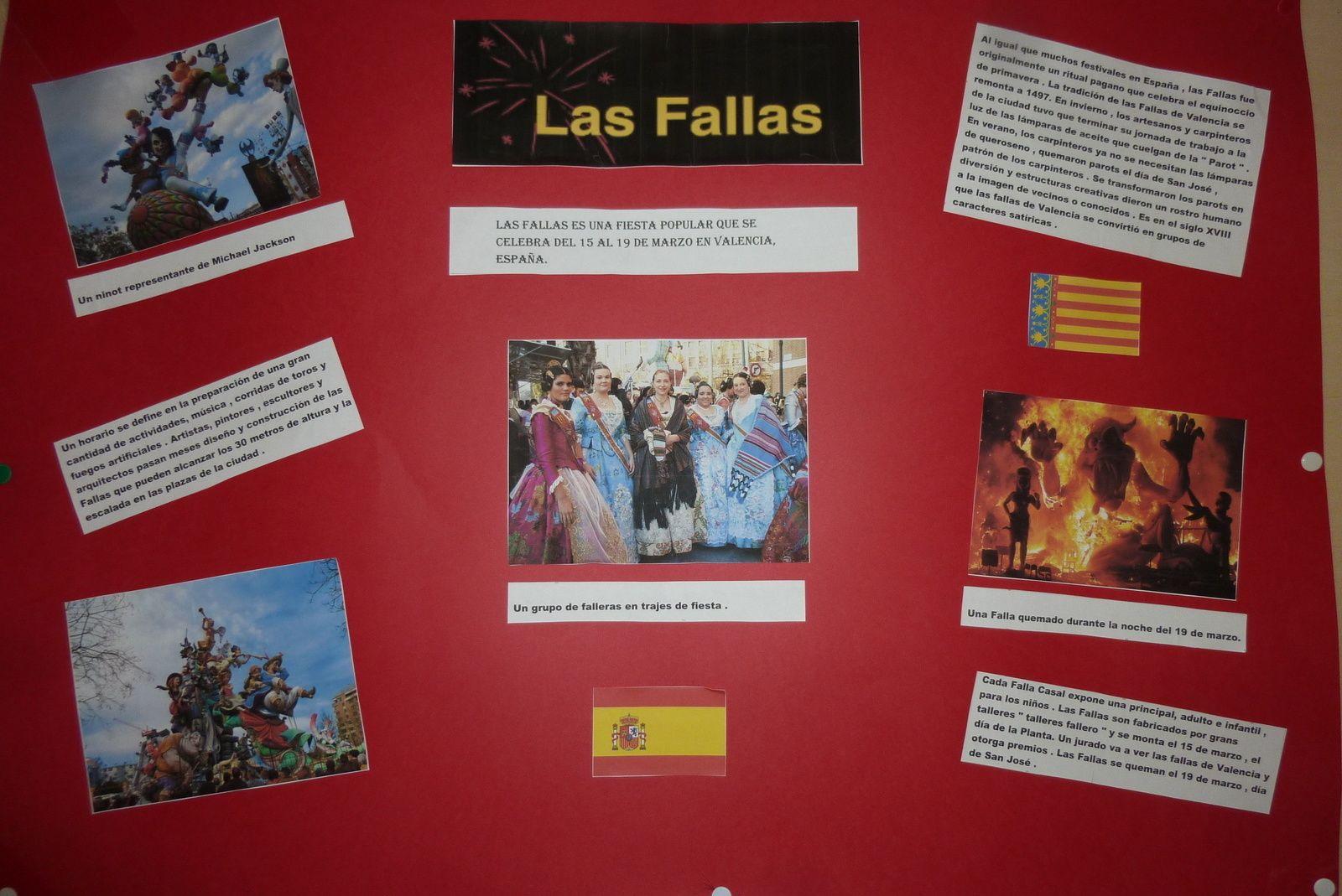 expose espagnol
