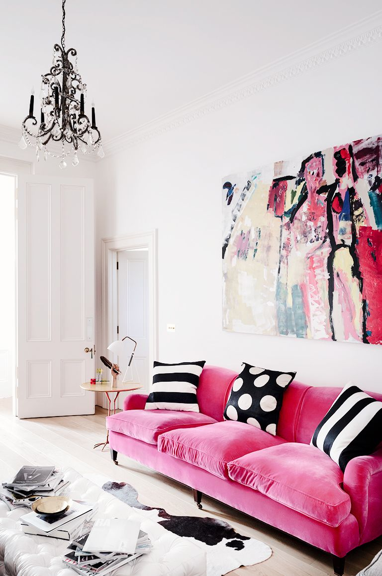 Pink Couch Gray Living Room: Best 25+ Pink Living Room Furniture Ideas On Pinterest