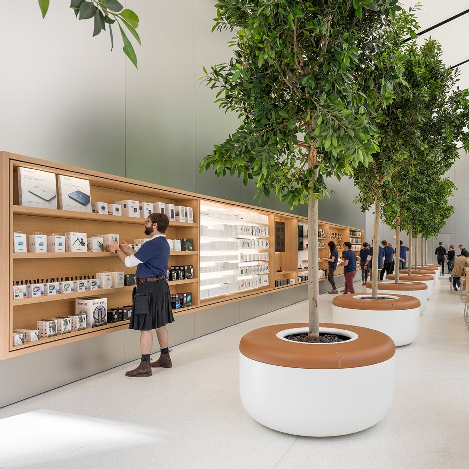 Apple S Latest Store By Foster Partners Showcases The Tech