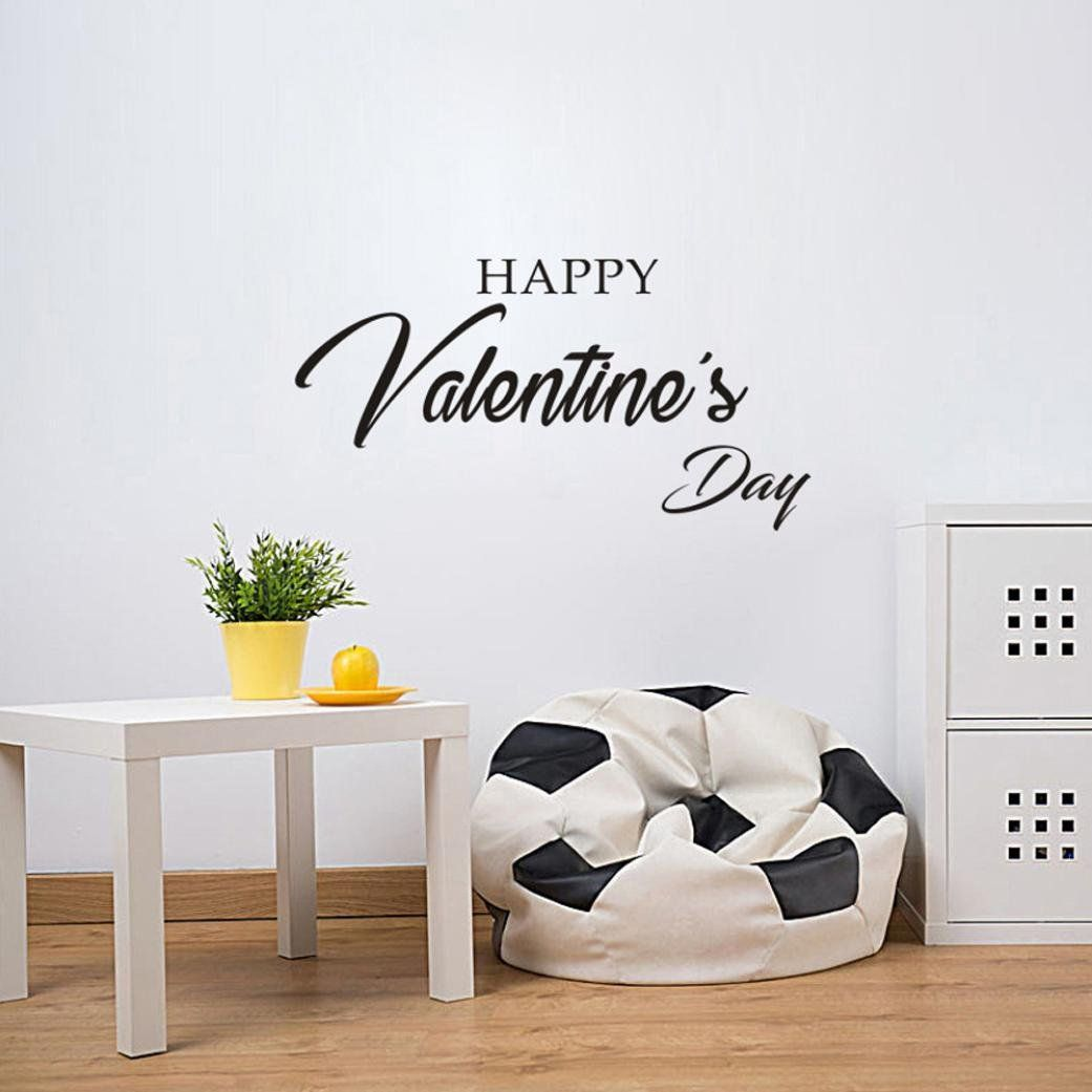 Valentines Wall StickersMuxika Fashion Removable Vinyl Decal Art - Printing vinyl decals at home