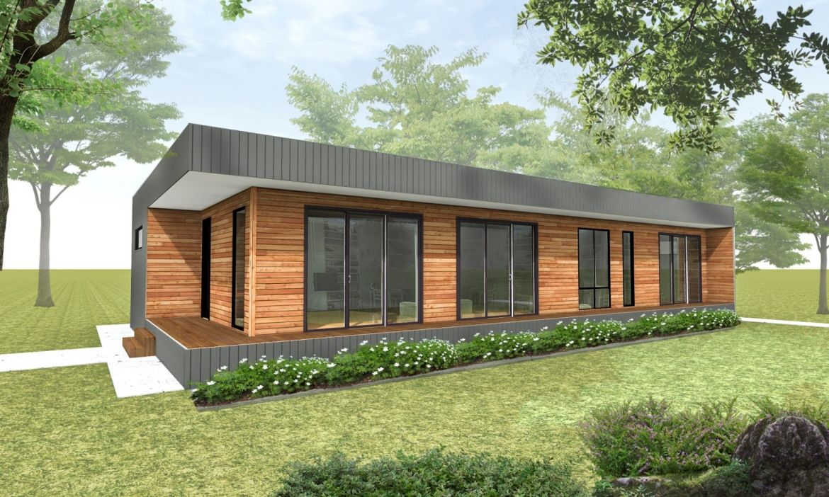 3 1 bedroom and 2 bathroom Tambo 15 design Shed homes