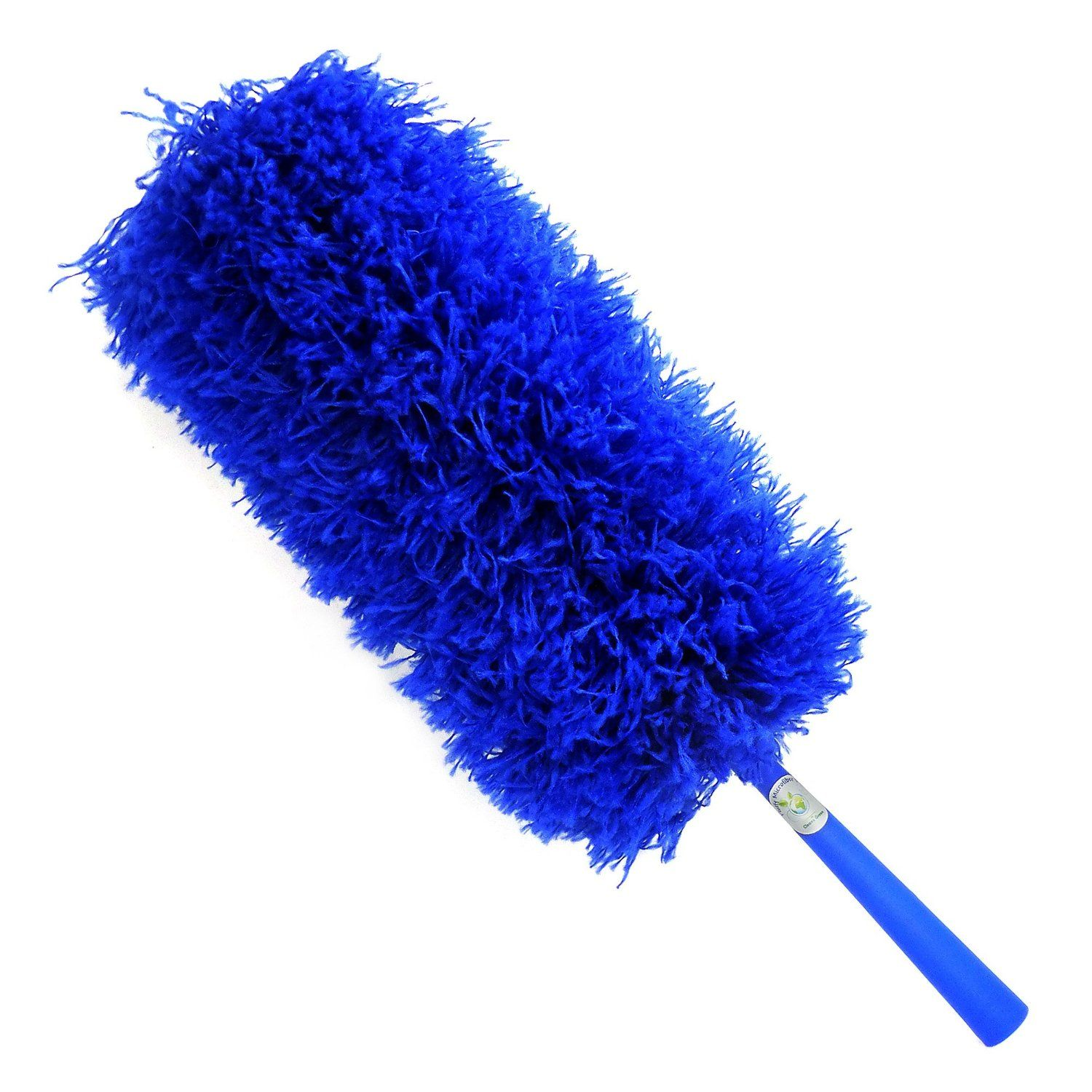 Awesome Green Cleaning Tool Beautiful Blue Fluffy