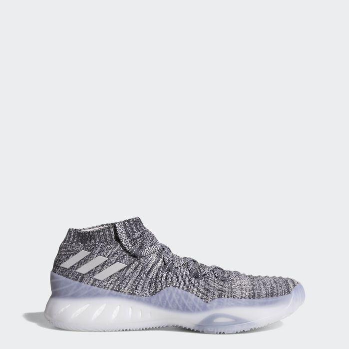 4ee0048fda74 adidas Crazy Explosive 2017 Primeknit Low Shoes - Mens Basketball Shoes