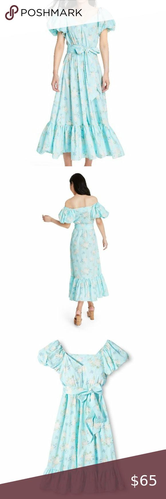 Loveshackfancy For Target Estelle Dress Puff Sleeve Dresses Estelle Dress Dresses With Sleeves [ 1740 x 580 Pixel ]