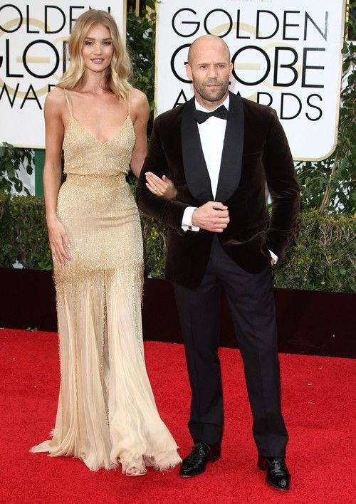Rosie Huntington-Whiteley and Jason Statham know how to steal the red carpet with the news of their engagement! Is Rosie Huntington-Whiteley pregnant?