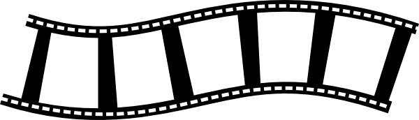 Film Strip Clipart Google Search Flyer Ideas Hollywood Icons