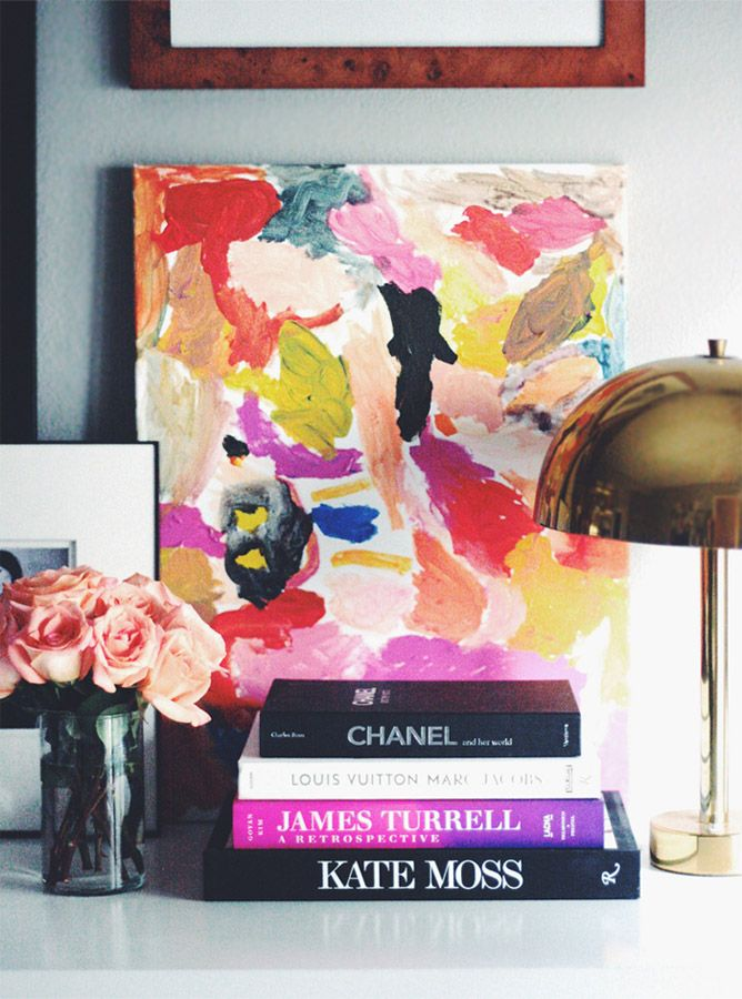 Books About Abstract Art For Kids