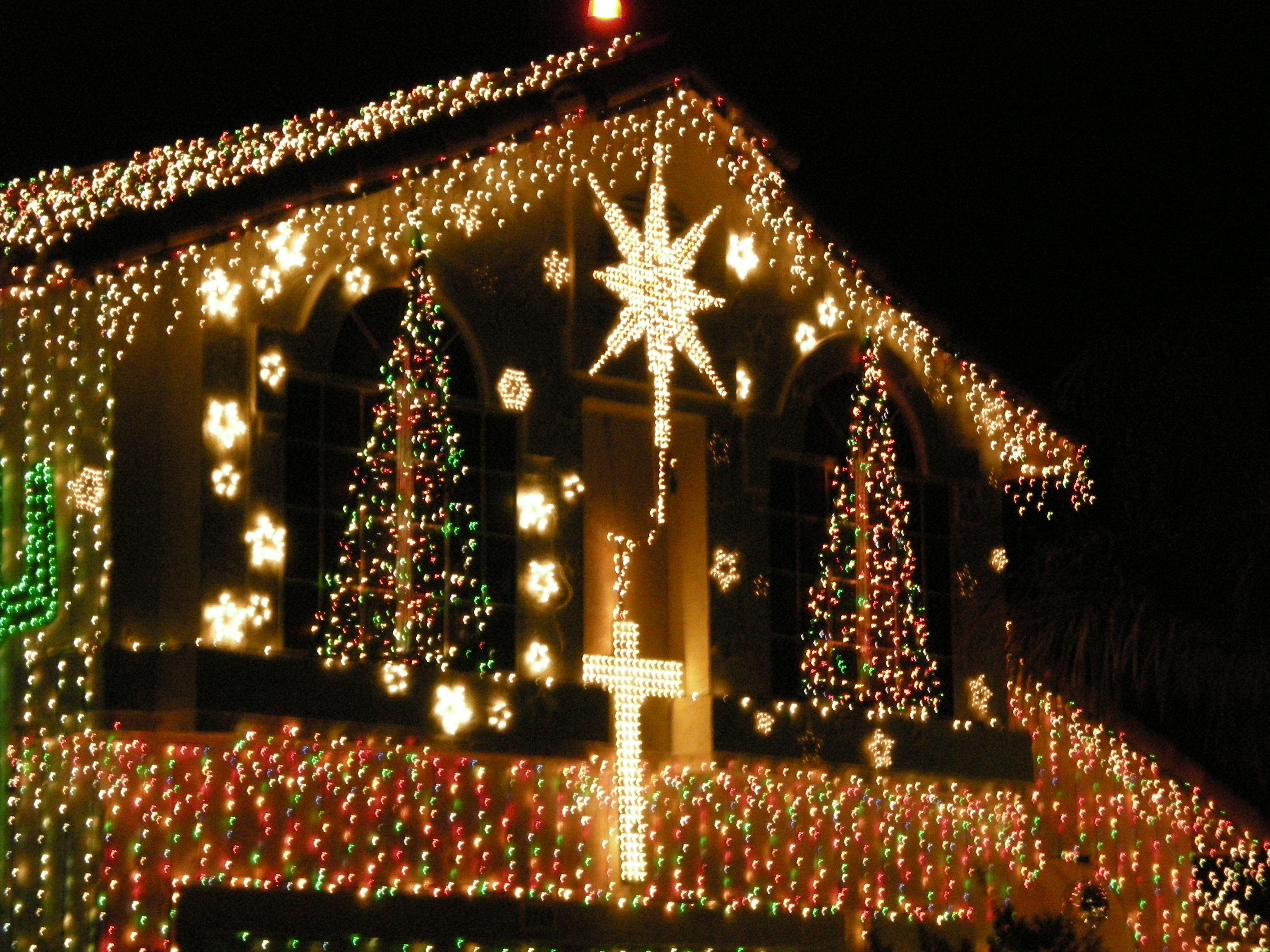 Christmas Lights In Ahwatukee Az Ahwatukee