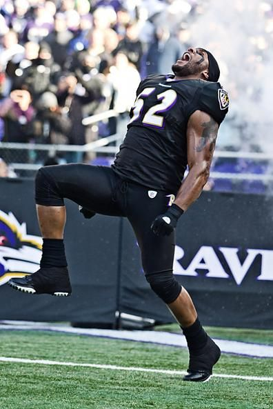 Ravens Football Ray Lewis