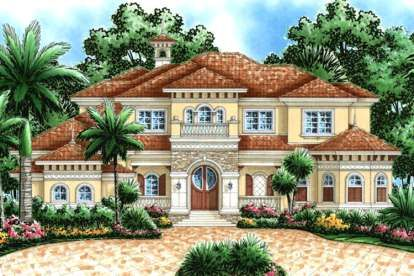 House Plan 1018 Florida Plan 6 197 Square Feet 4 Bedrooms 5 5 Bathrooms