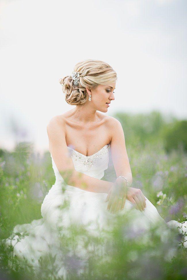 17 Jaw Dropping Wedding Updos & Bridal Hairstyles | Bridal ...
