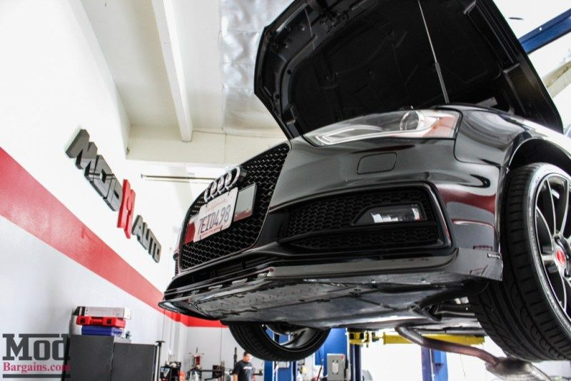 Audi B8 A4 2 0t Awe Exhaust Carbon Diffuser Modauto Audi Audi A4 Exhausted