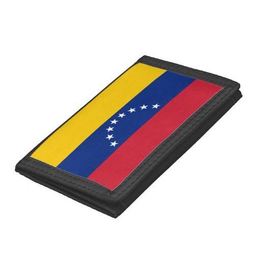 Venezuelan flag Wallet