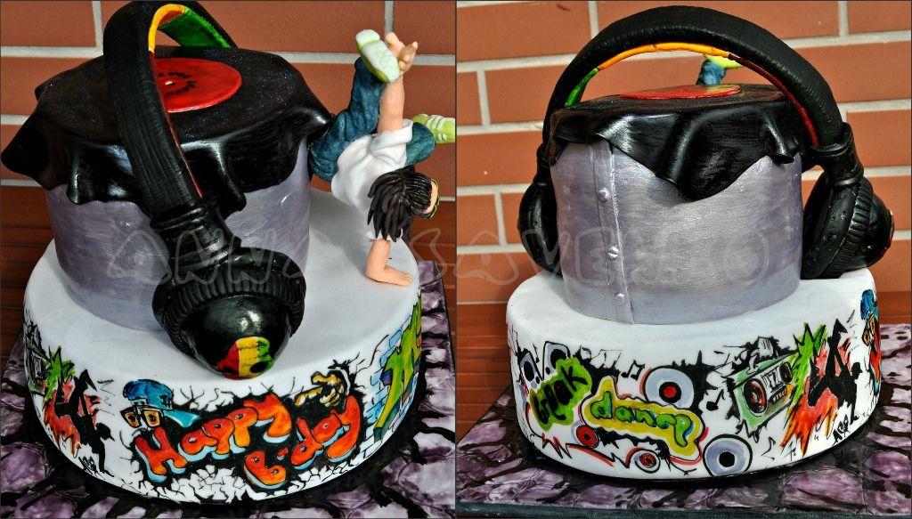 graffiti cake - Cerca con Google