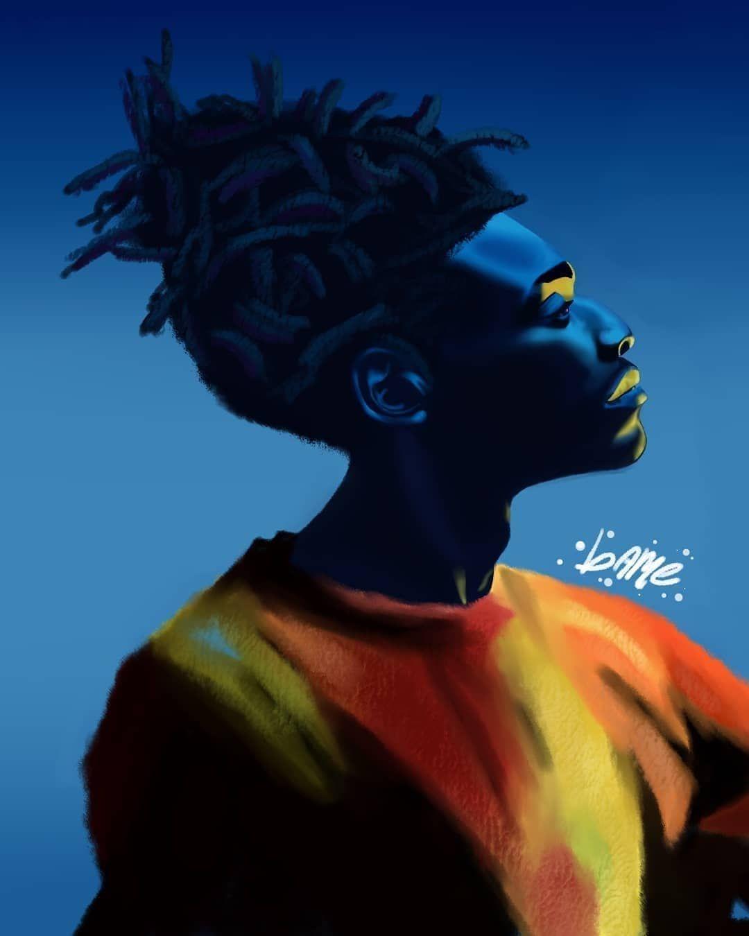 #DopeBlackArt by @_bame_  17 Year old artist 🙌 . . . #melanin #blackgirlmakeup #blackgirl #melaninqueen #dopeblackart #streetart #blackgirlyoga #blackgirlmagic #melaninpoppin #artist #dopeblackartgottaluvit👑 #blackartmatters #blackgirls #melaningoddess #dopeblackartart #blackartists #blackgirlsrock #dopeblackartist #dopeblackartwork #blackartist #blackart #melaninonfleek #art #blackartsupport #melaninmagic  #blackarts #artwork #dopeblackartists