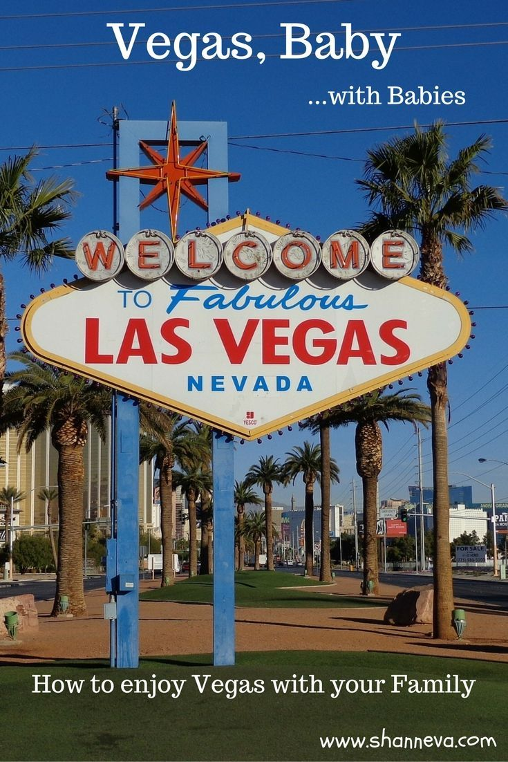 While Las Vegas isn't the typical family vacation spot, I've got some great…