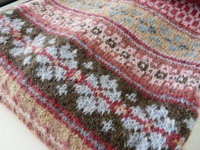 Annelein Design   Knitting   Pinterest   Fair isles, Fair isle ...