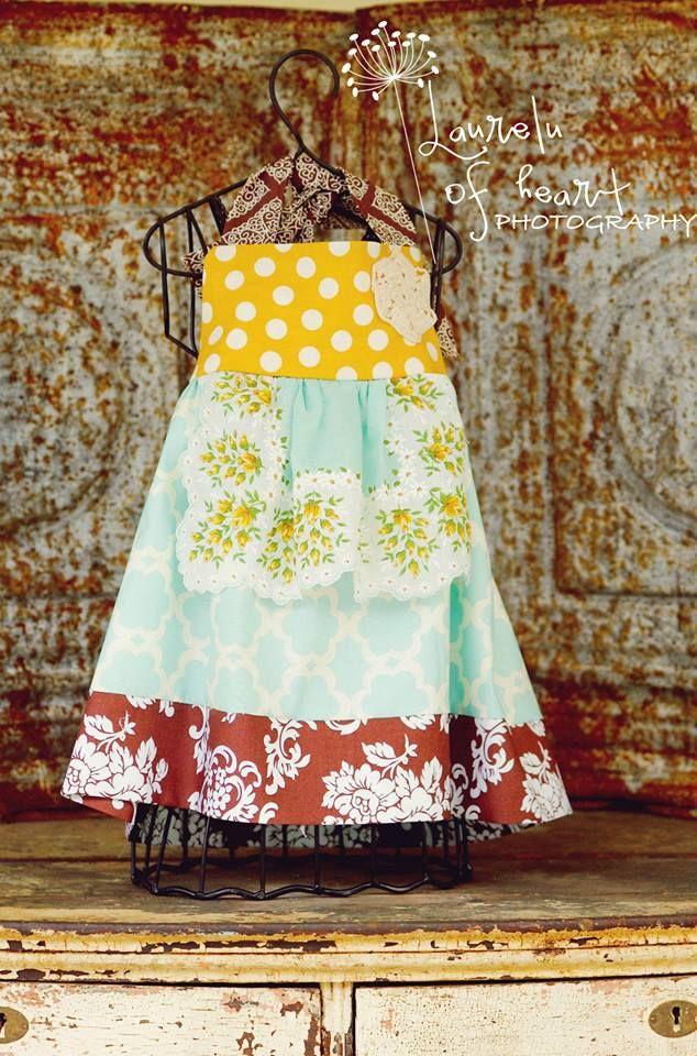 One of a Kind Fall Dress