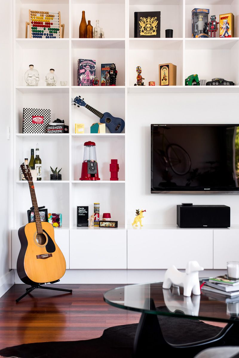 Shelving inspiration from a renovated home in Australia. | Shelving ...