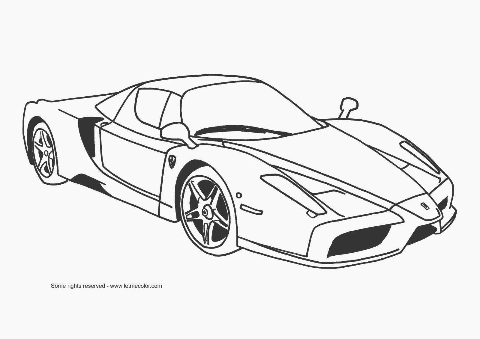 20th and 20th grade coloring pages  Race car coloring pages, Cars