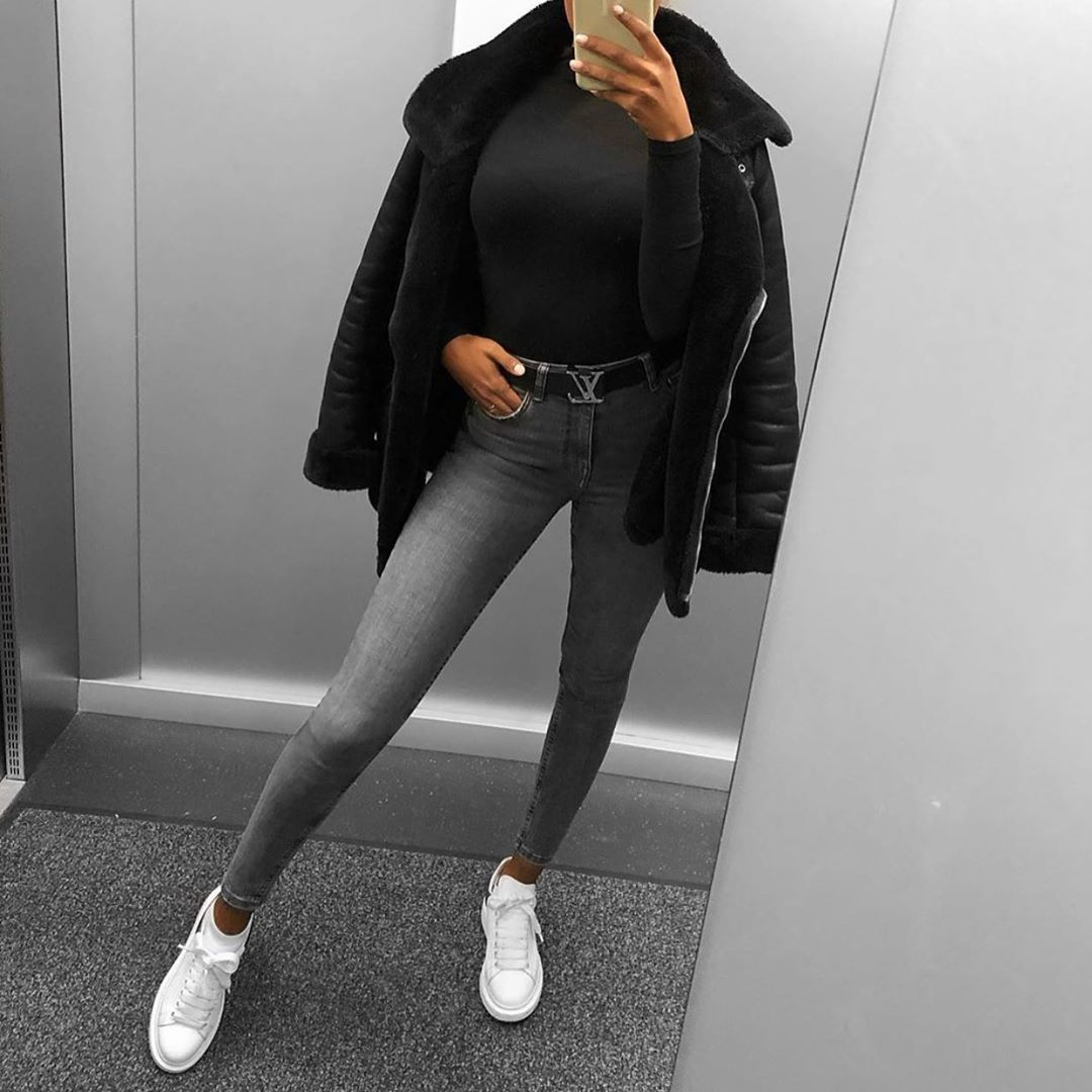 "Zara Community on Instagram: ""Keeping it comfy"" #winterworkoutfitsforwomenof..., #Comfy #Com..."