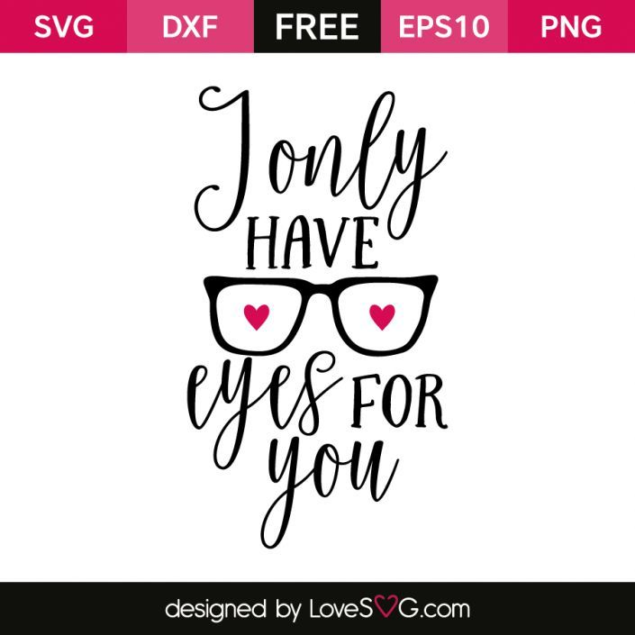 Download Image result for i only have eyes for you valentine ...