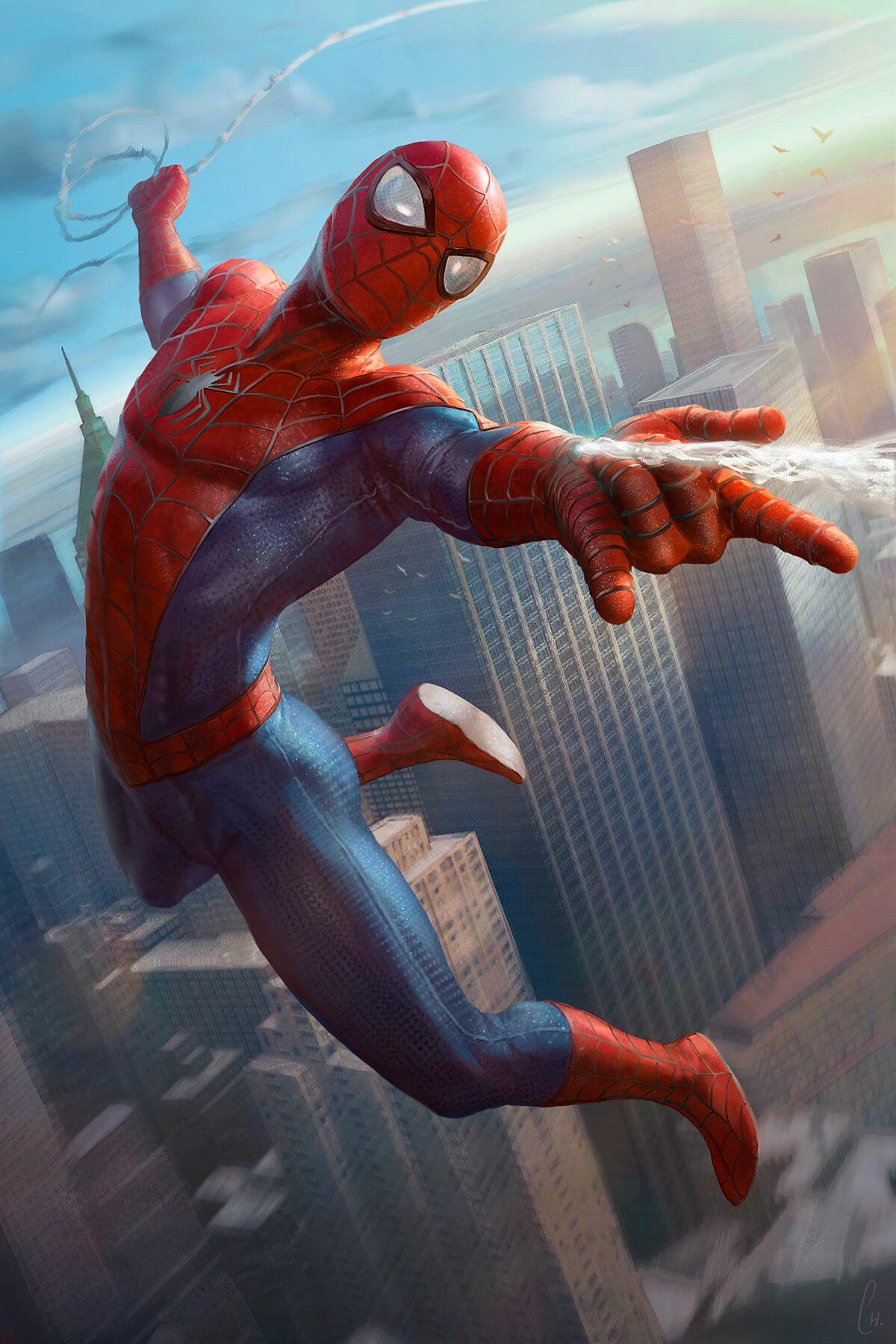 Pin By Cweekscosplay On Marvelifik In 2020 Spiderman Artwork Marvel Superhero Posters Spectacular Spider Man