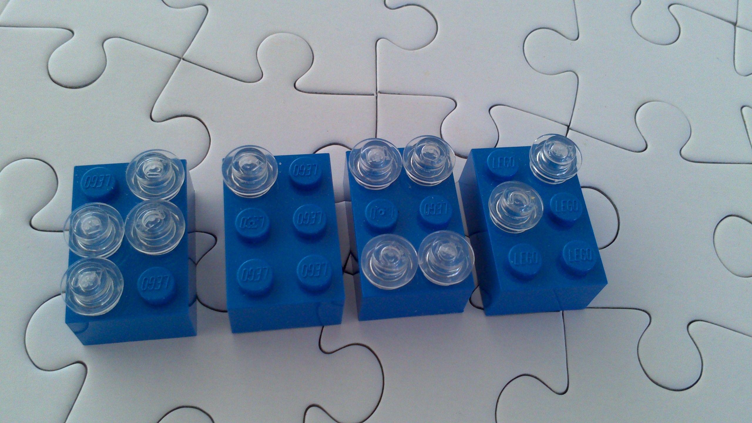 Braille En Lego