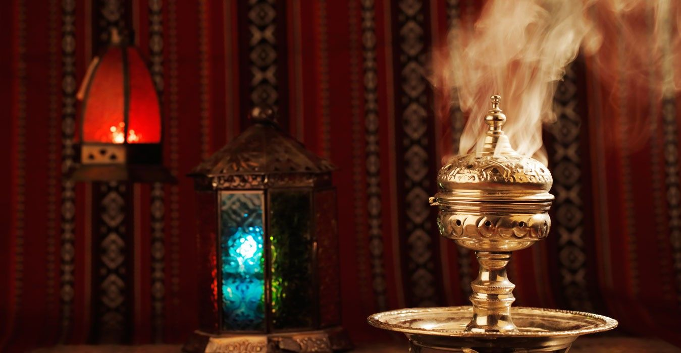 Incense Moroccan Oud Arabic Smell And Censer Etsy Incense Censer Incense Burner