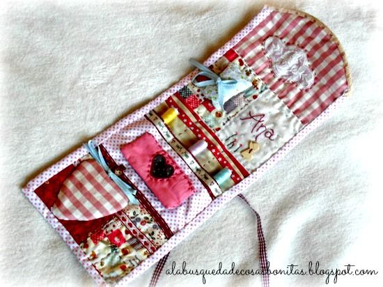 Blog sobre diy manualidades costura patchwork bordado tambi n encontrar s tutoriales mis - Proyectos de patchwork ...