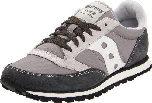 pretty nice 5bcbb 46106 Saucony Originals Men's Jazz Low Pro Fashion Sneaker,Grey ...
