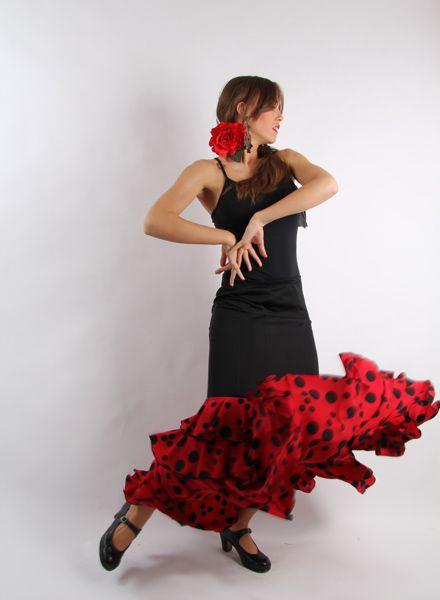 96a7562c8a Dancing skirt El Rocío