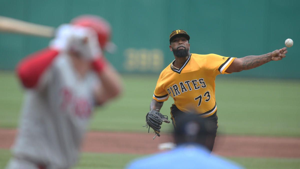 Mlb Trade Deadline Rumors Dodgers Pirates Haggling Over Felipe Vazquez Mets Expected To Trade Edwin Diaz Cbs Sports The Latest And Most Trending Viral News Cbs Sports Dodgers Mlb