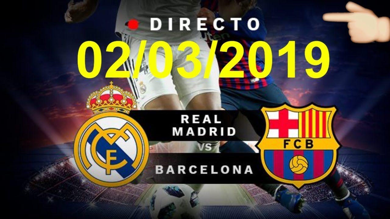 real madrid vs barcelona el clasico 2019 live streaming