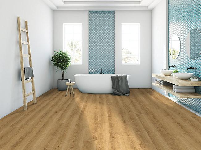 Flooring Wickes Co Uk Vinyl Plank Residential Flooring Laminate Flooring In Kitchen