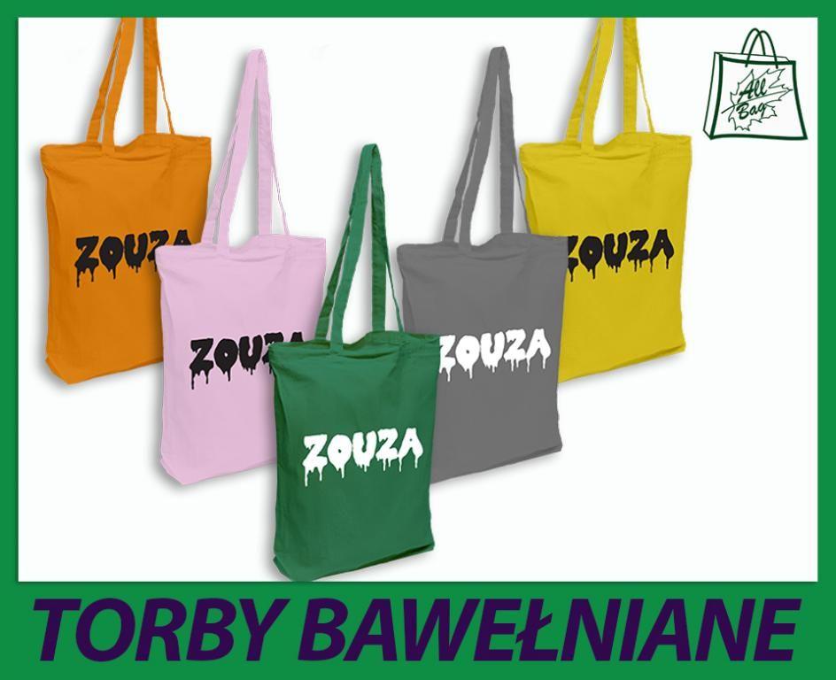 Hit Sprzedazy Eko Bag Na Zakupy Zouza Szara Reusable Tote Tote Bag Reusable Tote Bags