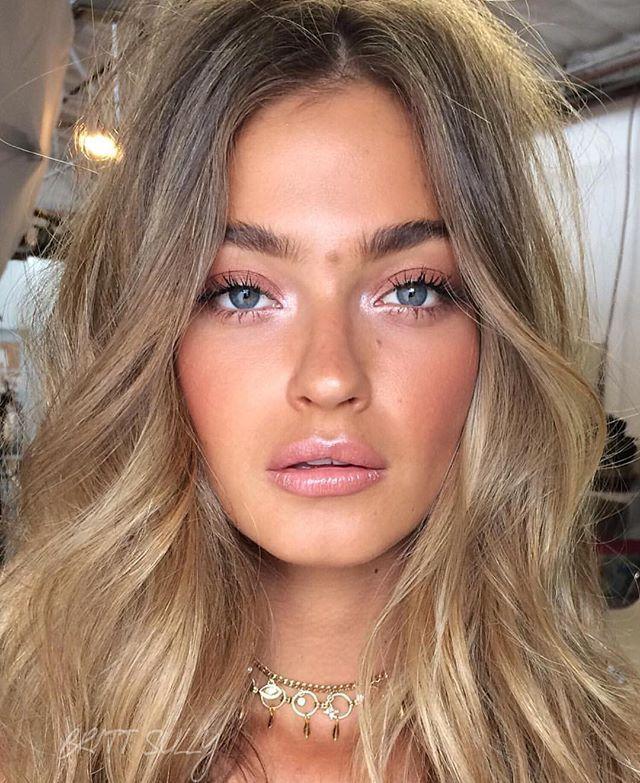 Photo of beautiful makeup ideas  eye shadow light makeup natural makeup