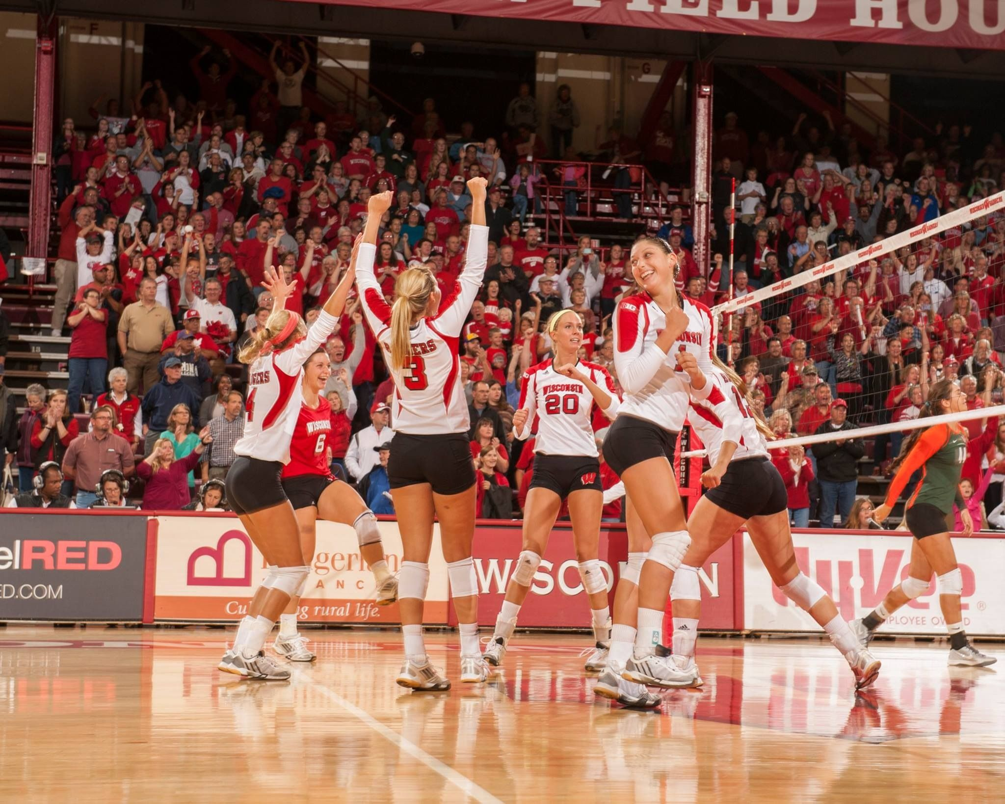 Volleyball Badgers Winning Happy This Is Life With Images Life Sports Basketball Court