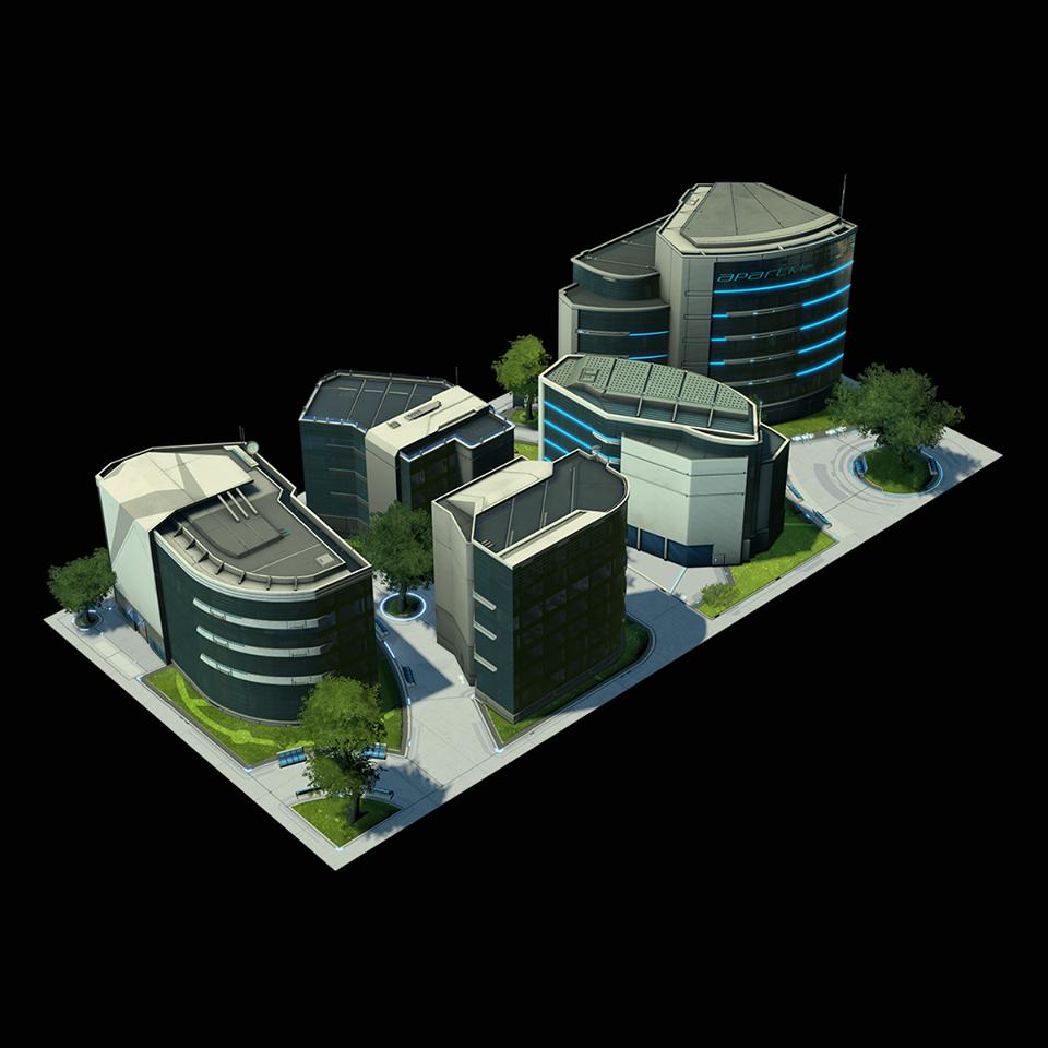 Adminstratoren anno 2070 ausbaustufe 2 for Anno 2070 find architect