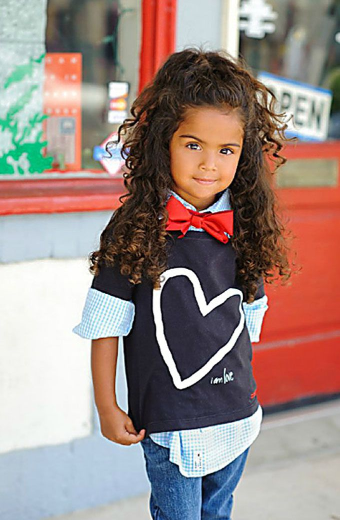 Fotos De Criancas Mais Estilosas Que Voce Criancas Estilosas