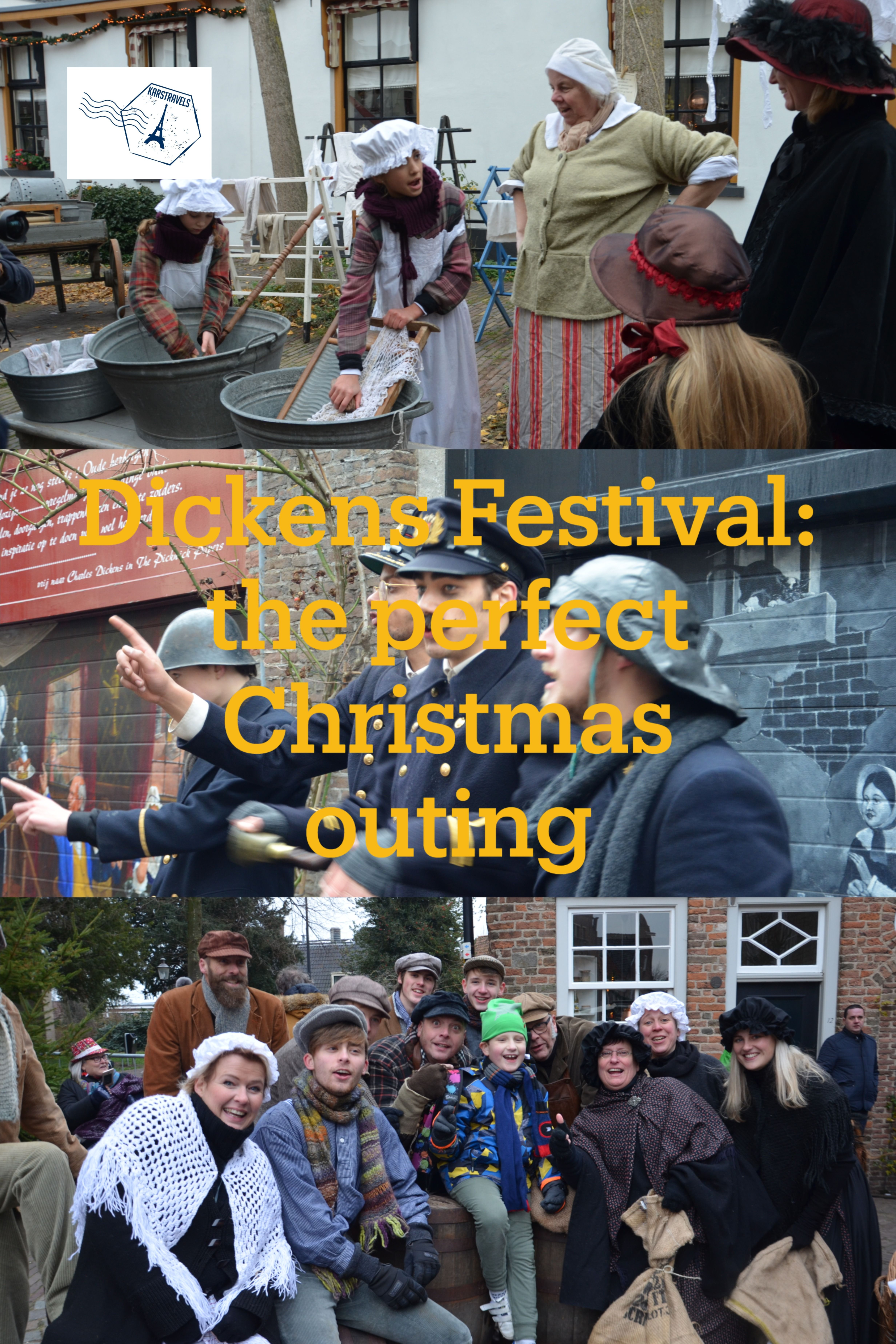 Dickens Christmas Festival 2020 Dickens Festival: the perfect Christmas outing in 2020 | Christmas