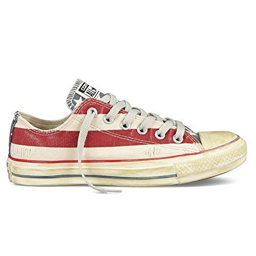 Converse All Star Stars & Bars Ox Sneakers Stars & Bars