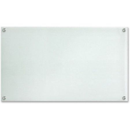 Lorell Glass Dry Erase Board 17 5 1 5 Ft Width X 30 2 5 Ft Height Frost Glass Surface Rectangle Mount 1 Glass Dry Erase Board Glass Dry Erase Dry Erase Board