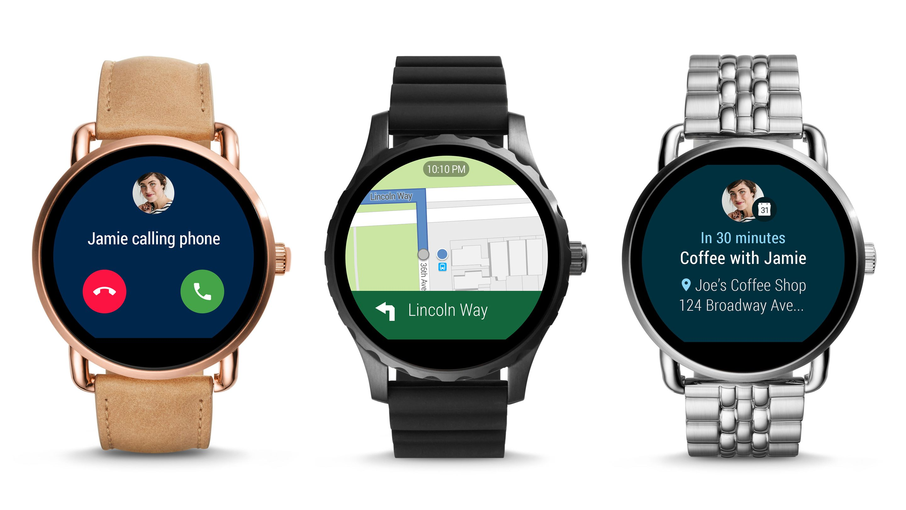 Business News Fossil Is Rolling Out Android Wear 2.0 To
