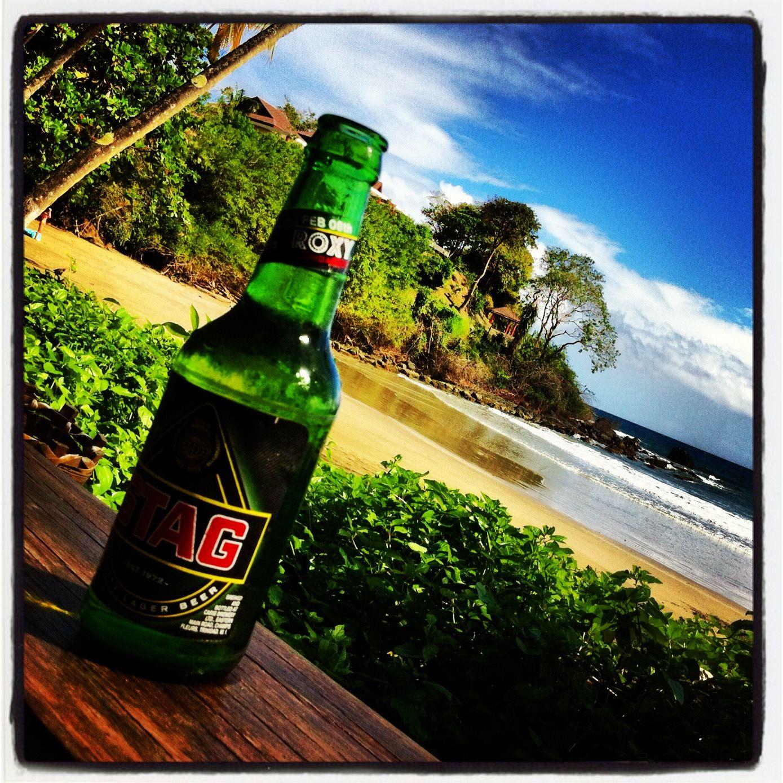 Stag, beer from Trinidad & Tobago