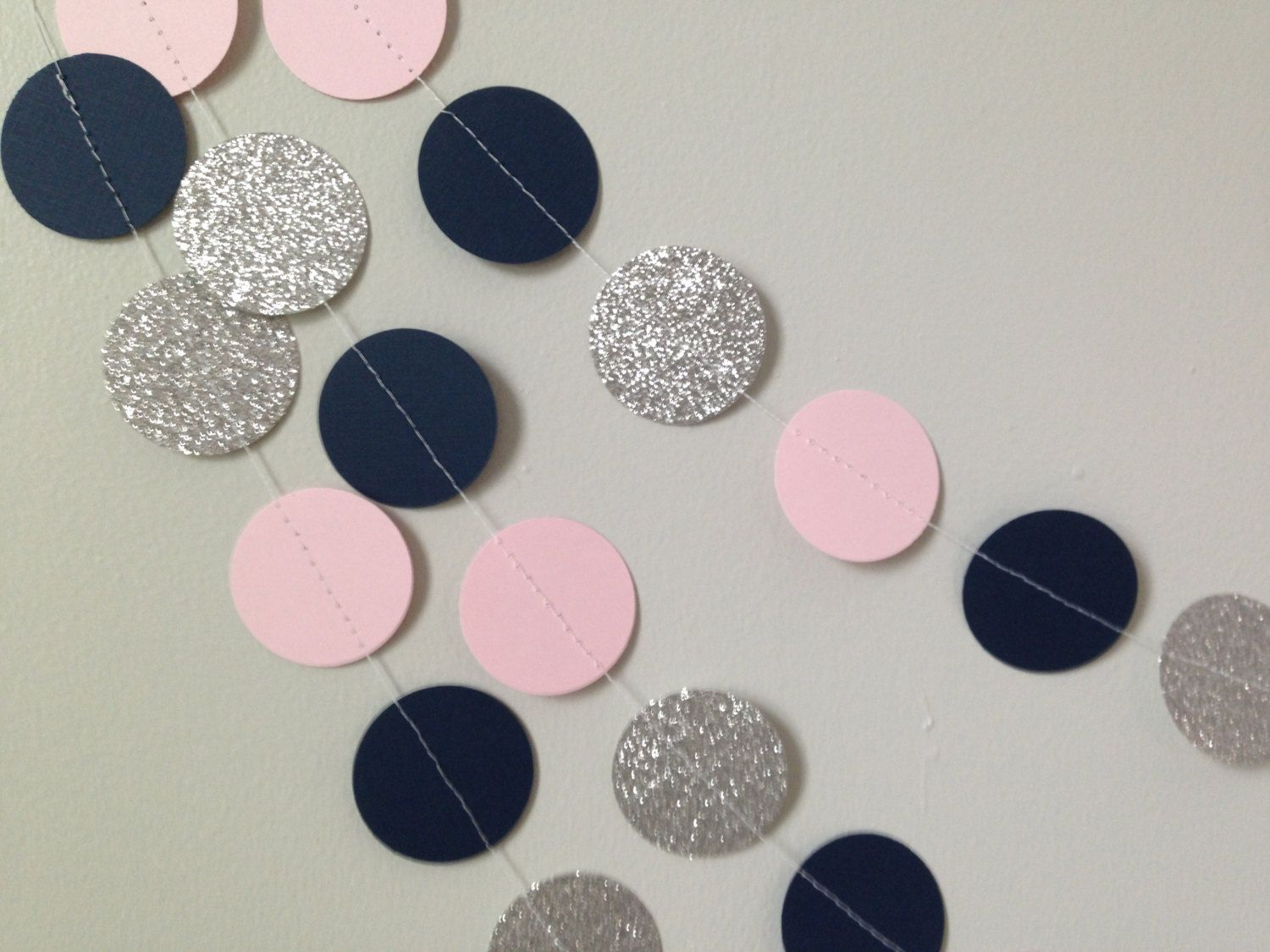navy, light pink and silver | 10 years later | Pinterest