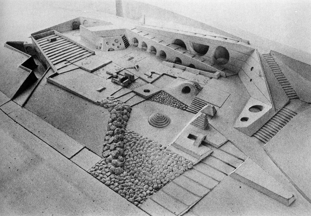 Louis Kahn Amp Isamu Noguchi Major Project Water