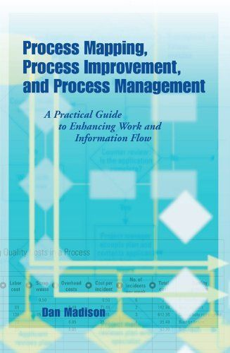 Process Mapping, Process Improvement, and Process Management by Dan Madison, http://www.amazon.com/dp/B005EZHOI2/ref=cm_sw_r_pi_dp_2urKpb1N65730