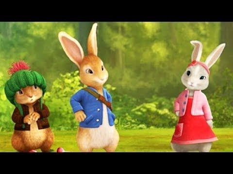 Peter rabbit got a fly upon his nose - Peter rabbit lily bobtail - YouTube